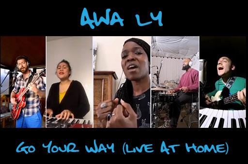 Live at Home –Awa Ly